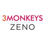 3 Monkeys Zeno